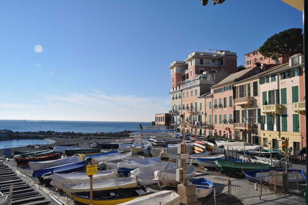 Via Vernazzola Genova