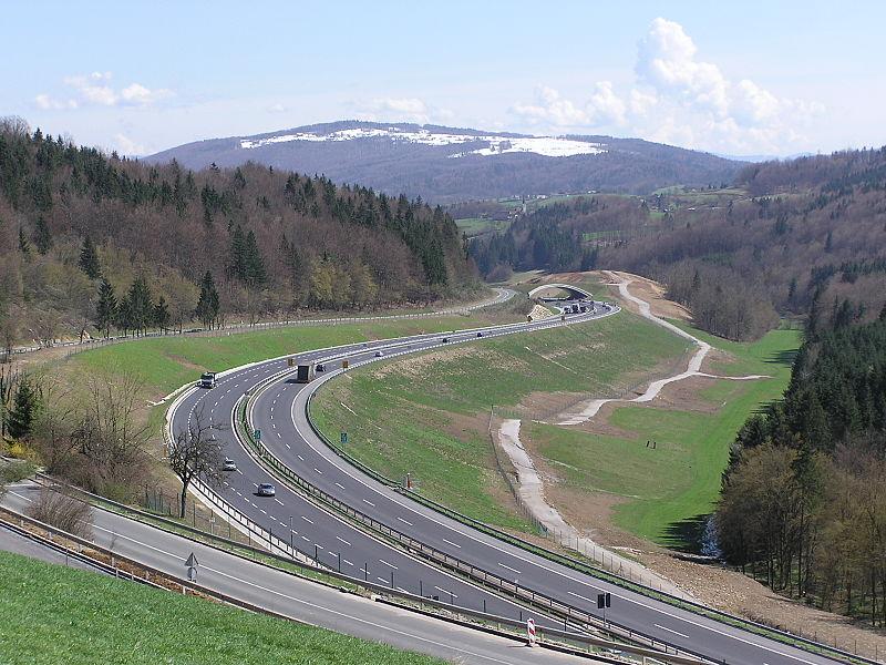 szlovén autópálya