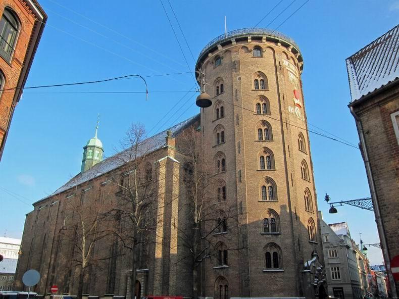 Koppenhága Kerek Torony