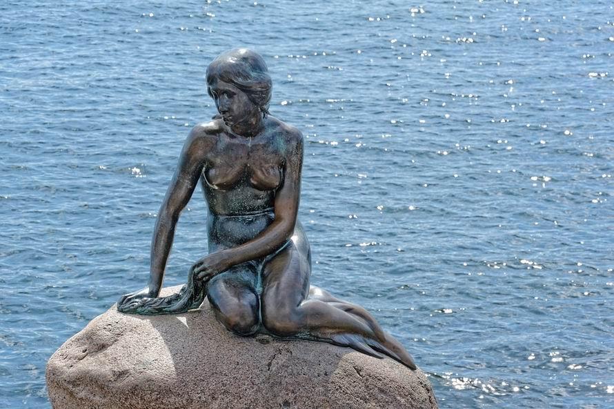 Koppenhága Kis Hableány
