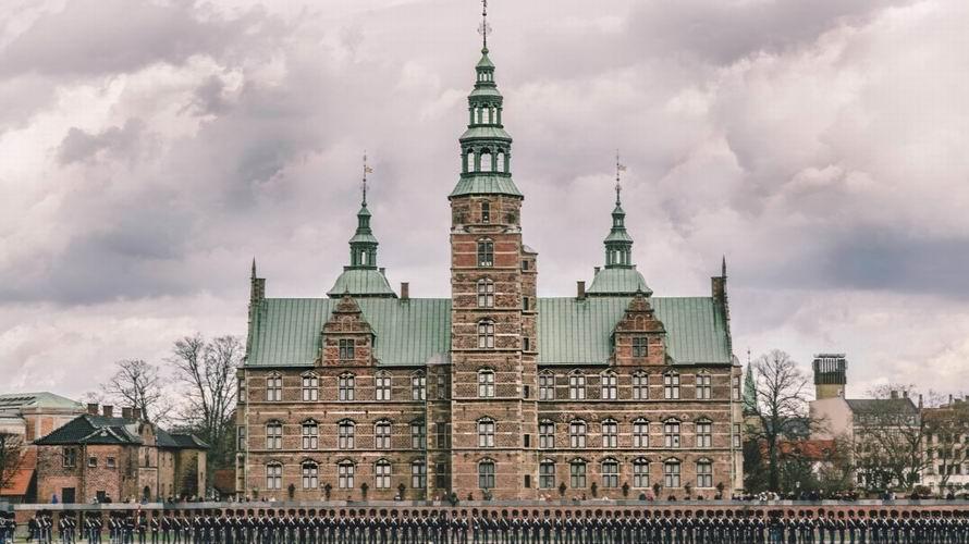Koppenhága Rosenborg Palota