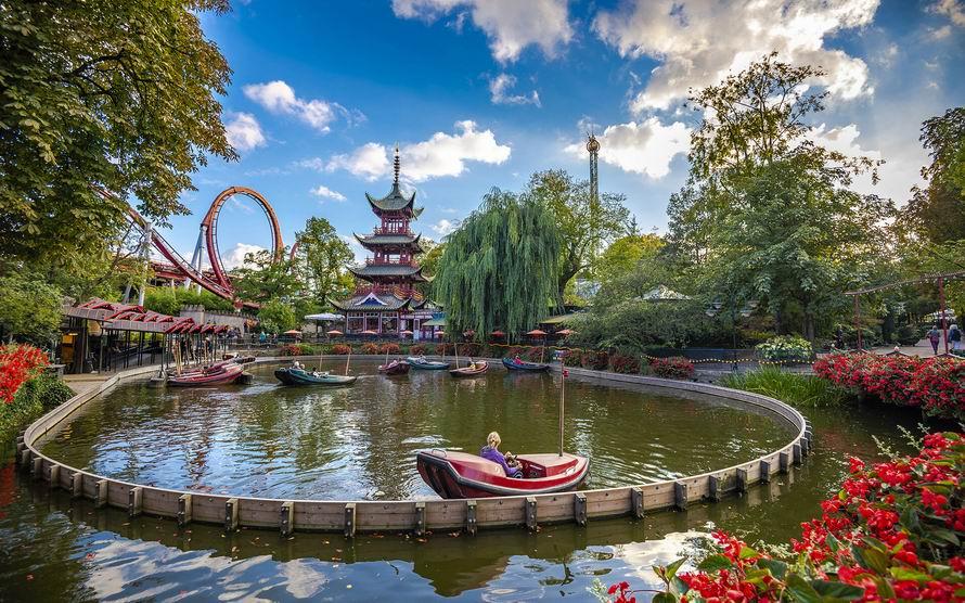 Koppenhága Tivoli Gardens