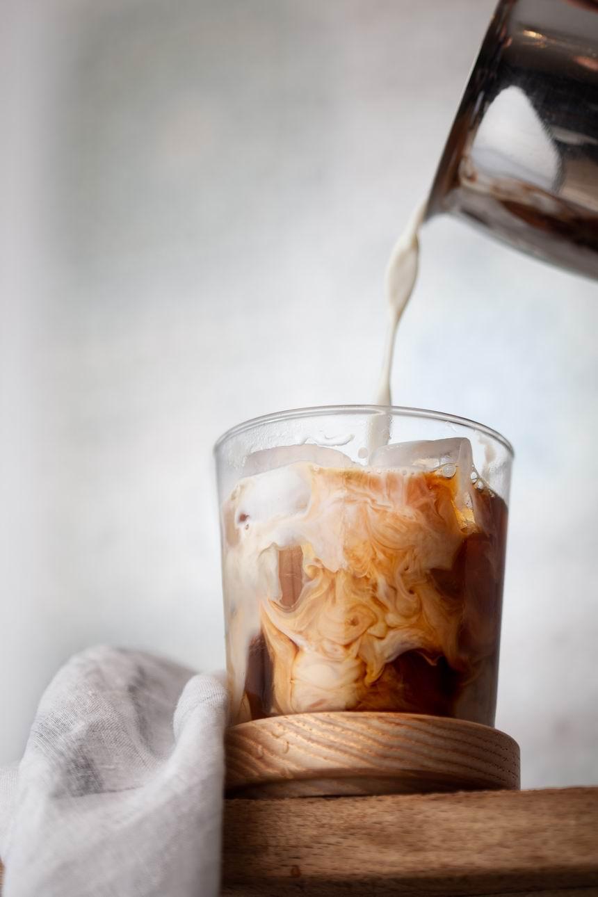 olcsó kávé jegeskávé